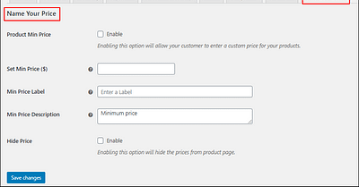 Setting up WooCommerce Name Your Price – A Complete Guide