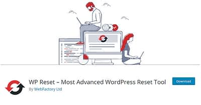 How to Reset Your WordPress Site