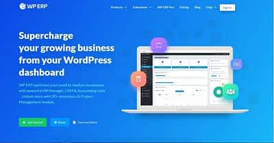 5 Best CRM WordPress Plugins