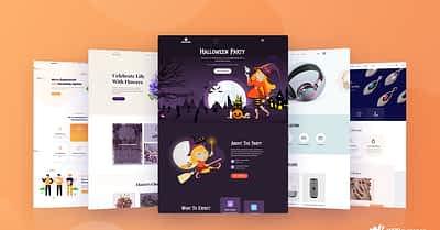 Best Elementor Template Packs #3: October Edition