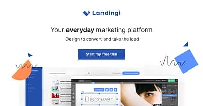 Landingi Coupon Code and Landingi Discount Promo Code