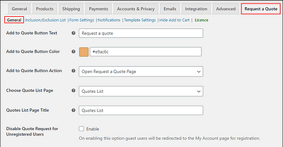How to set up WooCommerce Request a Quote in Easy 7 Steps