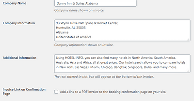 New MotoPress Hotel Booking Add-on: Email PDF Invoices to Your Guests