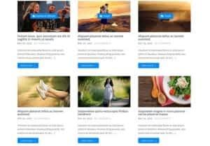 WordPress Grace News  Haber Teması
