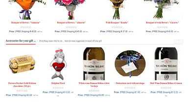 How to prep your WooCommerce flower shop for Valentine's day