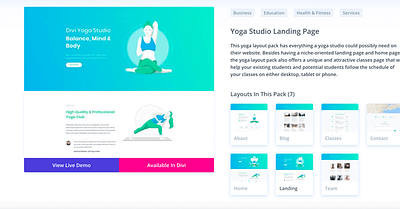 Build a Web Page With the Divi Theme
