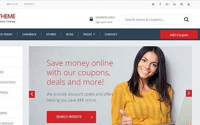 10 Best WordPress Coupon Themes to create a Coupon site.