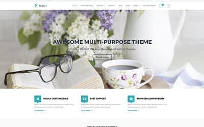50+ Best Free WordPress Blog Themes 2019