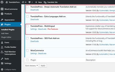 DeepL Integration available in TranslatePress - World of ...
