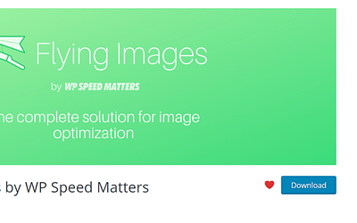 Using Flying Images Plugin to Improve Image Loading Time on Child Sites