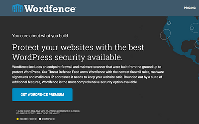 5 Security Plugins Every WordPress Website Needs