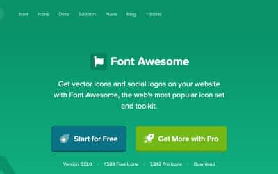 3M Best Free Contemporary & Modern Icons for your websites