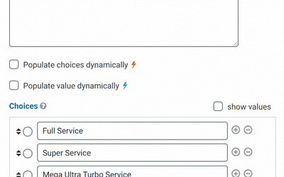 How to Check Checkboxes (and Other Choice-based Fields) Conditionally