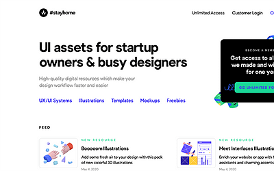 Top 10+ Free and Paid Design Resources