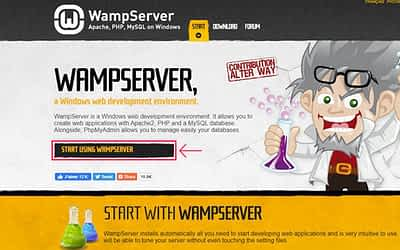 How to Install WordPress on Localhost with WAMP