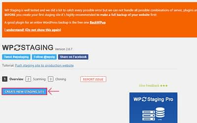How to Create a Staging Environment for Your WordPress Website