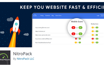 Using NitroPack to Optimize Your Child Site Performance