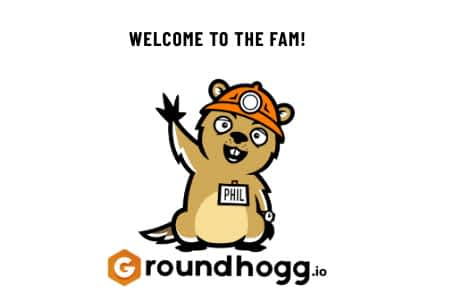 welcome to the fam 2 Groundhogg Inc Marketing Automation/CRM for WordPress
