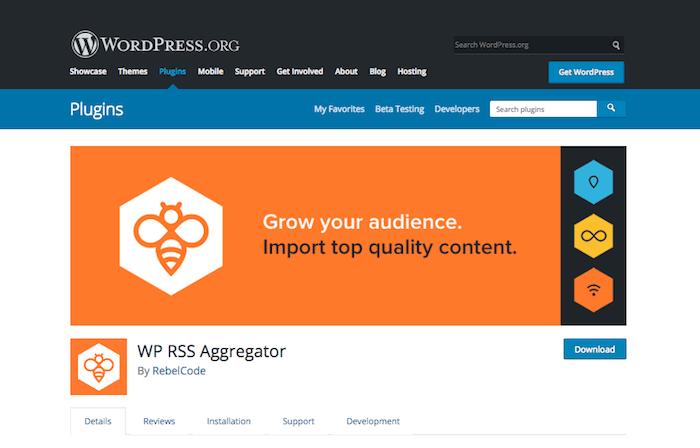 Rss Feed Erstellen Wordpress